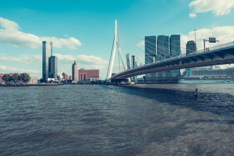Puerto de Rotterdam